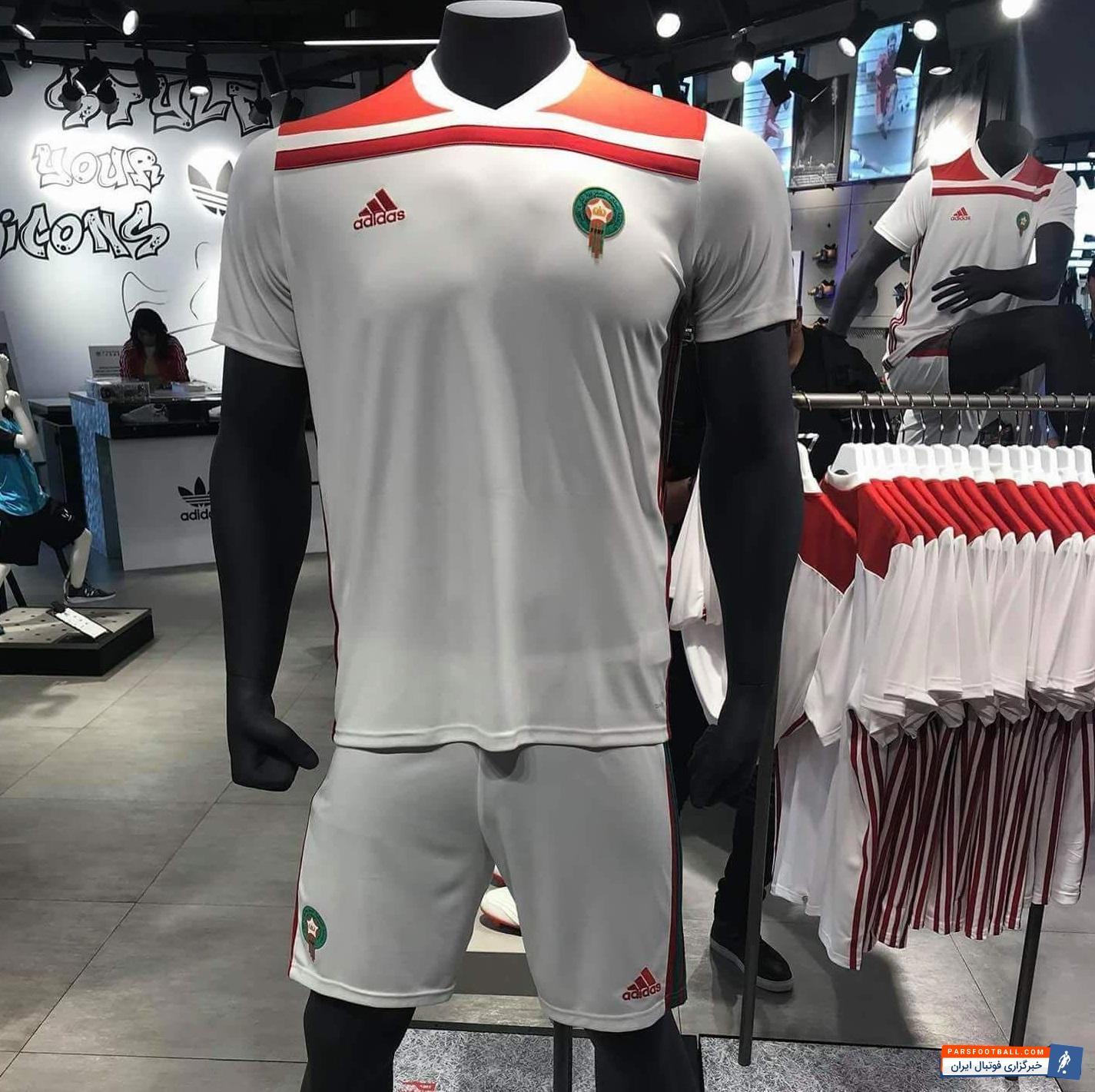 مراکش و دغدغه تمام نشدنی پیراهن تیم ملی؛ عصبانیت و ناامیدی مردم از پیراهن سوم تیم ملی