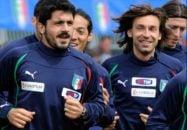 پیرلو : فوتبال را با بازی در کنار برادرم با یک توپ اسفنجی آغاز کردم