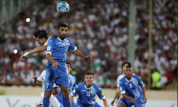 کاپادزه : تیم ایران، بسیار تیم خوب،آماده،جنکنده و از نظر فیزیکی و تاکتیکی تیم خوبی است