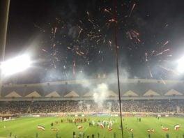 مراسم بدرقه از تیم ملی به جام جهانی