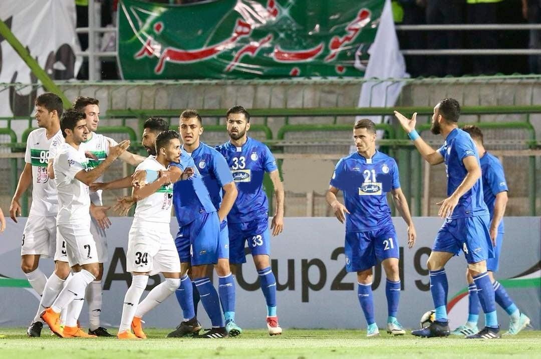 استقلال و العین در مرحله یک هشتم نهایی لیگ قهرمانان باختند ؛ پارس فوتبال