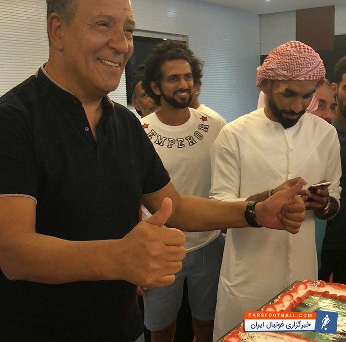 هنک تن کاته سرمربی هلندی تیم الجزیره امارات پس از حذف این تیم در لیگ قهرمانان آسیا قرارداد خود را با این تیم تمام شده اعلام کرد.