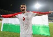 صیادمنش ستاره تیم ملی نوجوانان ایران با باشگاه استقلال قرارداد امضا کرد