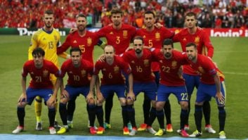 اسپانیا ؛ آزپلیکوئتا تنها اسپانیایی تیم چلسی بود که همراه تیم ملی کشورش راهی روسیه خواهد شد