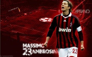 ماسیمو آمبروزینی ؛ کلیپ باشگاه میلان به مناسبت تولد 41 سالگی ماسیمو آمبروزینی