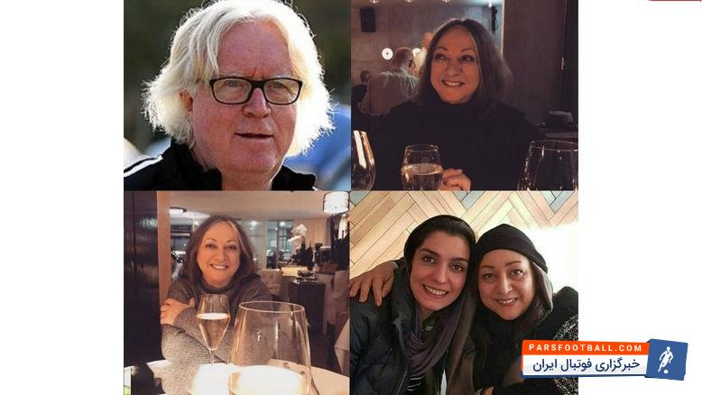مریم سعادت بازیگر زن ایرانی به همسر شفر سرمربی تیم استقلال شباهت عجیبی دارد شفر در آلمان به عنوان یک مربی کاشف استعداد و پرورشدهنده آن شناخته شدهاست. او بازیکنانی مانند «اولیور کان»، «ینس نووتنی»، «مهمت شول» و «اولیور کرویتسر» را به فوتبال آلمان معرفی کرد.