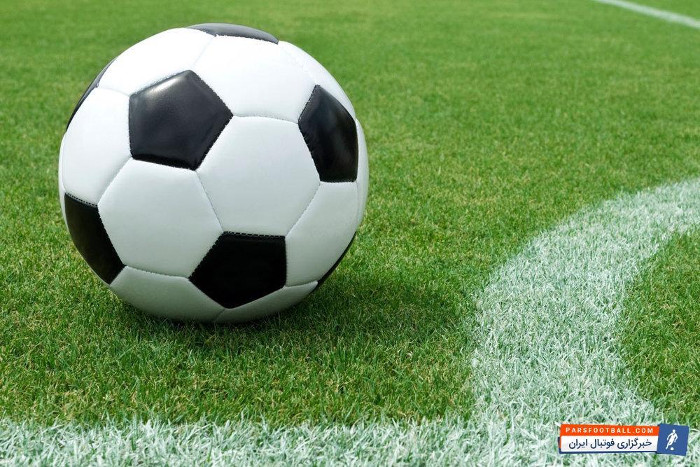 فوتبال ؛ تصویری جالب از عشق و علاقه پسری با یک پا به ورزش فوتبال