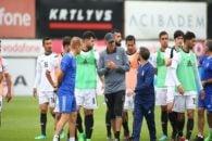 تیم ملی فوتبال ایران دومین جلسه تمرینی خود را در کمپ تیم بشیکتاش ترکیه برگزار کرد.
