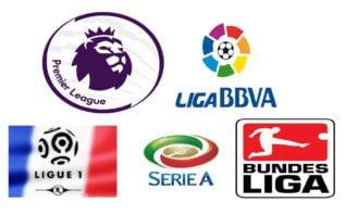 فوتبال ؛ رده بندی تیم های برتر لیگ های معتبر جهان از لحاظ کسب جام