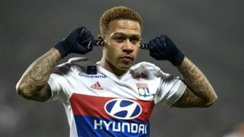 دیپای بازیکن تیم فوتبال لیون فرانسه هنوز به منچستریونایتد تیم سابقش علاقه دارد