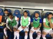 نیمکت تیم ملی - رضا قوچان نژاد بعد از بازی با تیم ملی ترکیه به ما گفت:«بالاخره شرایط برای همه تیم هایی که قرار است وارد جام جهانی شوند، سخت است. ما هم یک بازی خوب را پشت سر گذاشتیم که نتیجه اش به سودمان نبود اما فکر می کنم عملکرد بچه ها بد نبود.»