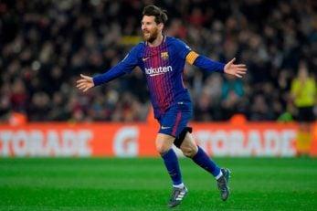 مسی ؛ نگاهی به مهارت های دفاعی لیونل مسی فوق ستاره آرژانتینی 2017/2018