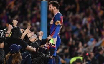مسی فوق ستاره آرژانتینی بعد از خداحافظی اینیستا از بارسلونا تنها تر از همیشه خواهد شد