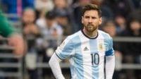 مسی ستاره آرژانتین در رده ملی هنوز موفق به فتح رقابت های جام جهانی نشده است