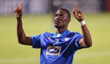 استقلال در حضور مامه تیام مهاجم سنگالی در بازی هایش با شکست روبرو نشده است