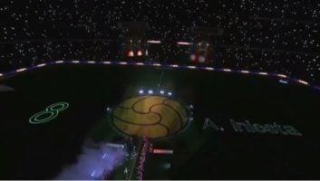 مراسم باشکوه باشگاه بارسلونا برای خداحافظی اینیستا