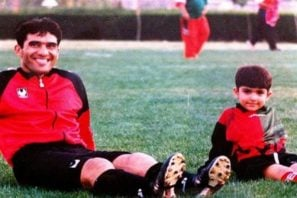 احمدرضا عابدزاده - امیر عابدزاده دروازه بان تیم ملی