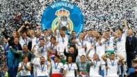 رئال - فینال لیگ قهرمانان اروپا - رونالدو در دیدار مقابل یووه و گرت بیل در فینال لیگ قهرمانان اروپا مقابل لیورپول قیچی برگردان های زیبایی را به دروازه حریف تحمیل کردند.