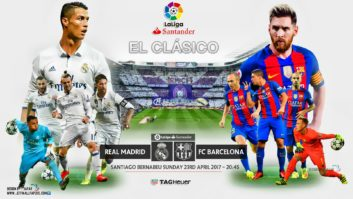 الکلاسیکو ؛ پیش بازی دیدار بارسلونا رئال مادرید !