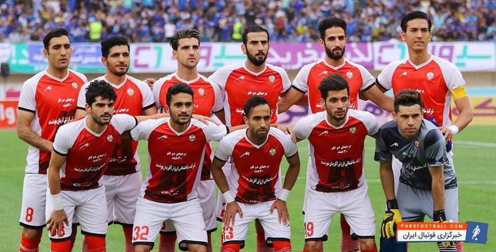خونه به خونه ؛ انتقاد هواداران تیم خونه به خونه از فدراسیون فوتبال ، در نماز جمعه