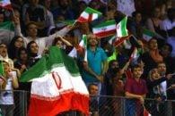 سانسور تصویر تماشاگران زن با حجاب در دیدار تیم ملی والیبال ایران خبرساز شده است تصویری از تماشاگران مسابقه تیمملی والیبال ایران با فرانسه در لیگملتها منتشر شده است.