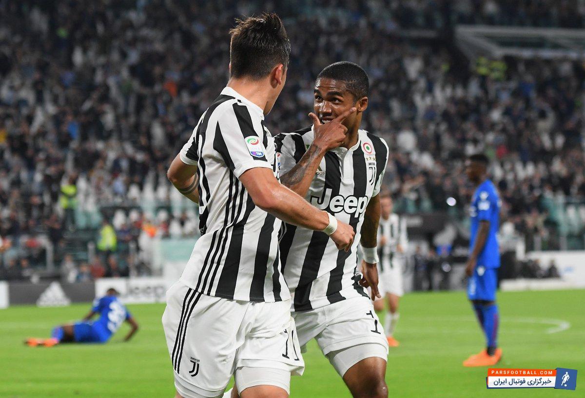 یوونتوس با پیروزی برابر تیم فوتبال بولونیا به فتح سری آ ایتالیا نزدیک تر شد