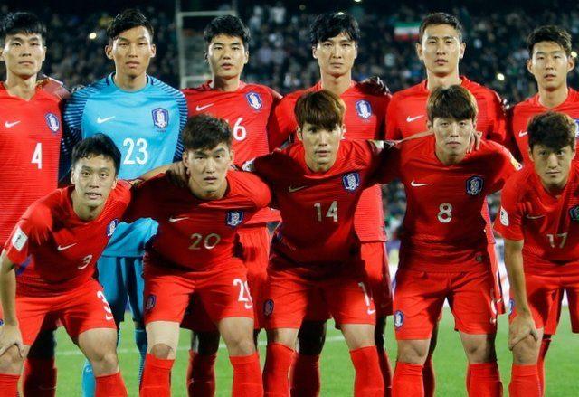 کره جنوبی از البسه رسمی کاروان اعزامی این کشور به مسکو رونمایی کرد