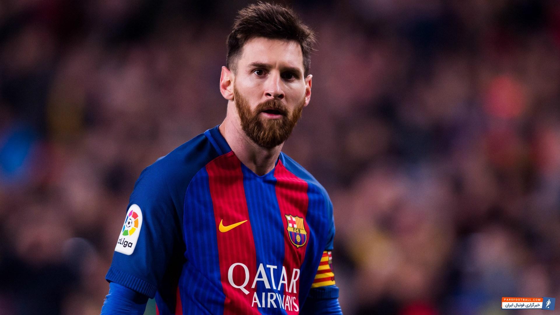 مسی ؛ عملکرد های فوق العاده لیونل مسی فوق ستاره بارسلونا به عنوان یار تعویضی