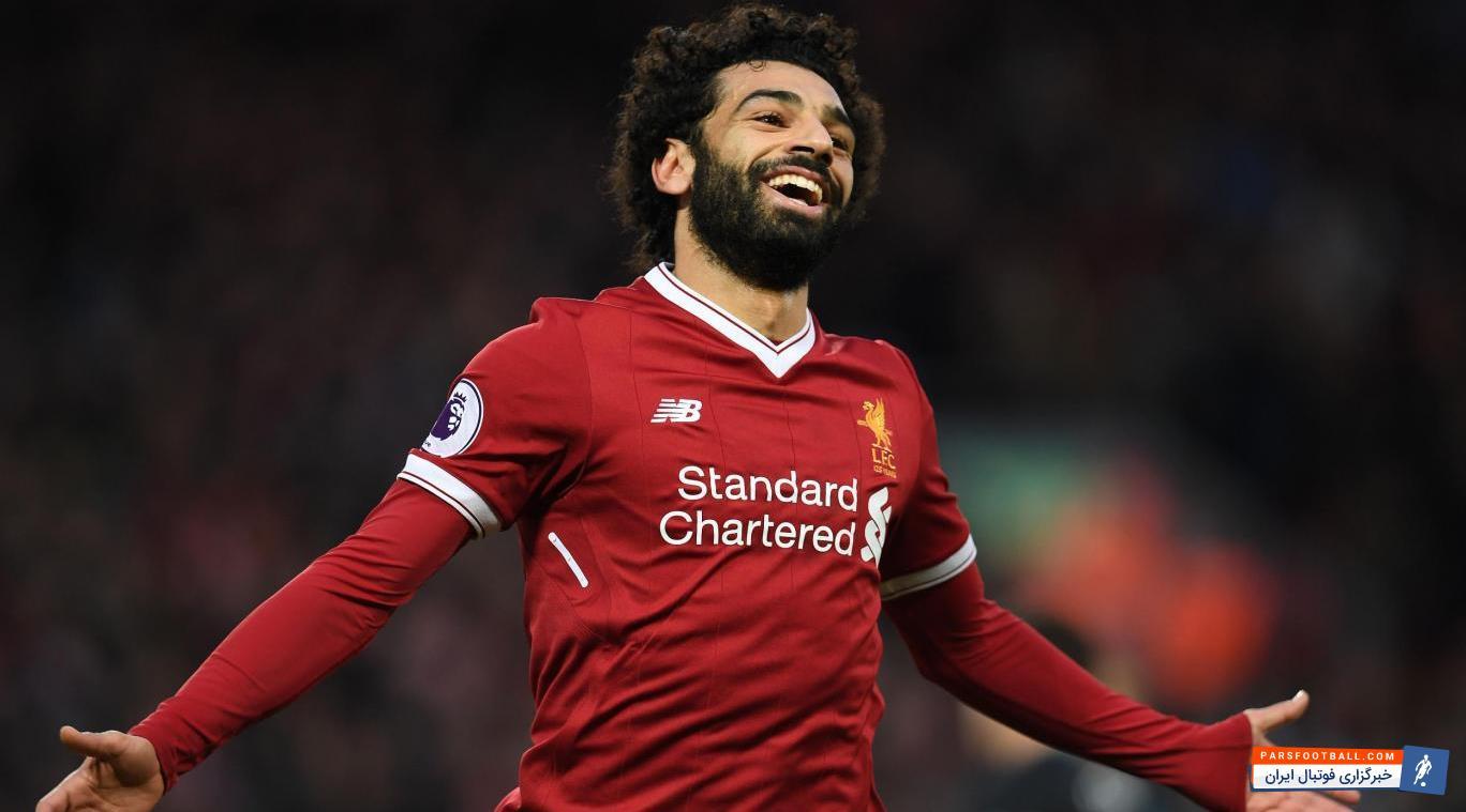 صلاح بازیکن مصری تیم فوتبال لیورپول محبوبیت زیادی در میان مردم مصر پیدا کرده است