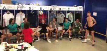 مهارت دیدنی پسر مارسلو در کنار بازیکنان رئال مادرید