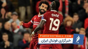 صلاح ؛ نگاهی به فرار های سریع محمد صلاح و سادیو مانه در تیم لیورپول