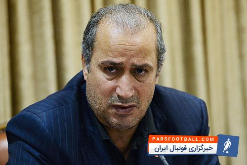 تاج ؛ مهدی تاج رئیس فدراسیون فوتبال ایران در ترکیه دچار عارضه قلبی شد