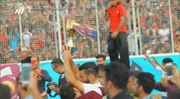 جشن صعود نساجی مازندران