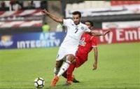 الجزیره امارات - علی مبخوت - تیم فوتبال الجزیره