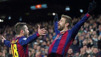 پیکه ؛ تکل ها ، گل ها و مهارت های دفاعی جرارد پیکه بازیکن بارسلونا سال 2018