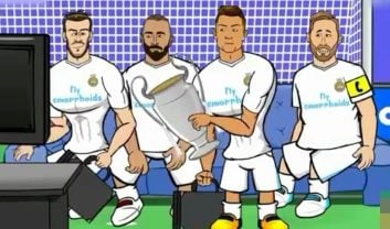 واکنش ها به سومین قهرمانی متوالی رئال مادرید در اروپا