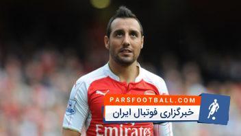 کازولا ؛ ویدئو رسمی باشگاه فوتبال آرسنال به بهانه جدایی سانتی کازورلا