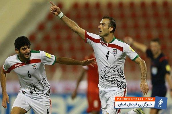 خدا قوت سید جلال حسینی به مدافعان تیم ملی به سبک کاربران فضای مجازی!