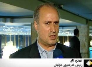 مهدی تاج درباره انتخاب نشدن سید جلال حسینی