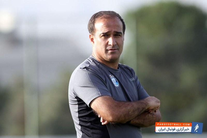 اصغرخانی : باید بپذیریم کار سختی برابر اسپانیا داریم و این تیم از بازیکنان بزرگ سود می برد