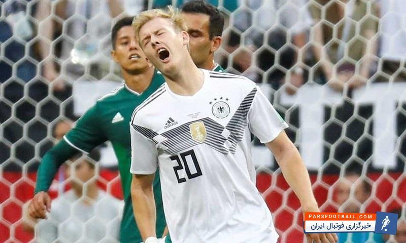 برانت : ایران تیم خوبی دارد و در حال حاضر هم صدرنشین گروه خودش است