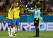 برزیل ؛ فیفا درخواست ارائه مکالمه بین داور وسط و کمک داور ویدیویی از سوی برزیل را رد کرد