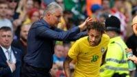 نیمار ؛ تیته سرمربی برزیل مدعی شد نیمار کاملا آماده نشده است اما بازی خواهد کرد