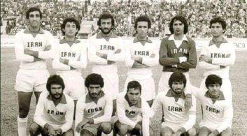 تیم ملی فوتبال در 1978