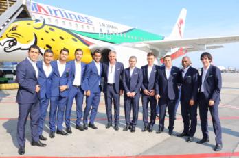 تیم ملی ایران اولین تیم اعزامی به روسیه برای جام جهانی 2018