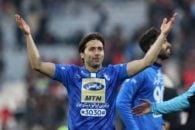 انصاری ؛ جابر انصاری به دنبال توافق با باشگاه استقلال برای خروج از این تیم می باشد