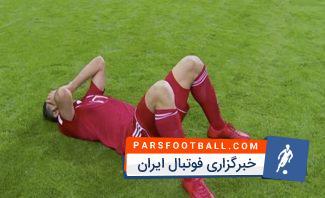 اشکهای بازیکنان ایران و واکنش هواداران در بازی ایران و اسپانیا