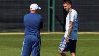 لانسینی مهره کلیدی آرژانتین به دلیل مصدومیت در جام جهانی غایب خواهد بود