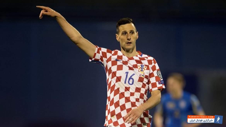 کالینیچ به دلیل امتناع از حضور در بازی از تیم فوتبال کرواسی اخراج شد