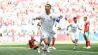 پرتغال ؛ مهدی پاشازاده راه مهار کریس رونالدو در دیدار برابر پرتغال را نشان داد